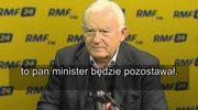 Leszek Miller o Antonim Macierewiczu i Jarosławie Kaczyńskim