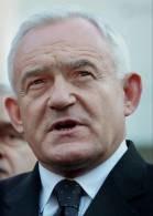 Leszek Miller po spotkaniu z Bushem /RMF24.pl