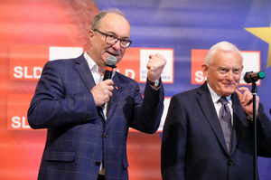 Leszek Miller: W Nowej Lewicy bardzo się kotłuje
