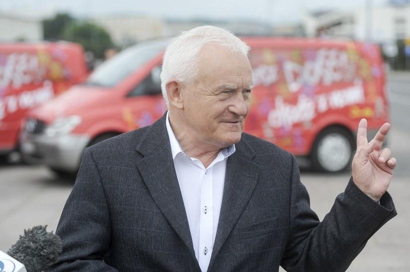 Leszek Miller zjednoczy lewicę? /Wojciech Stóżyk /Reporter
