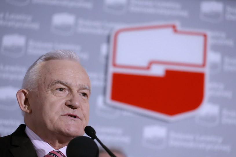Leszek Miller /Paweł Supernak /PAP