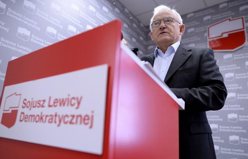 Leszek Miller /Jacek Turczyk /PAP