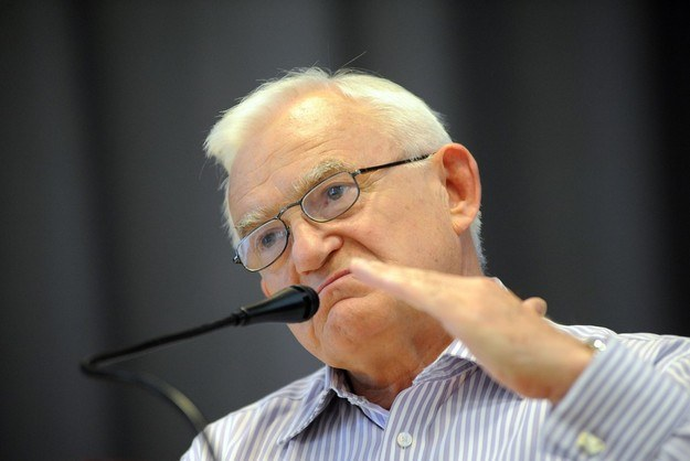 Leszek Miller /Wojciech Stróżyk /Reporter