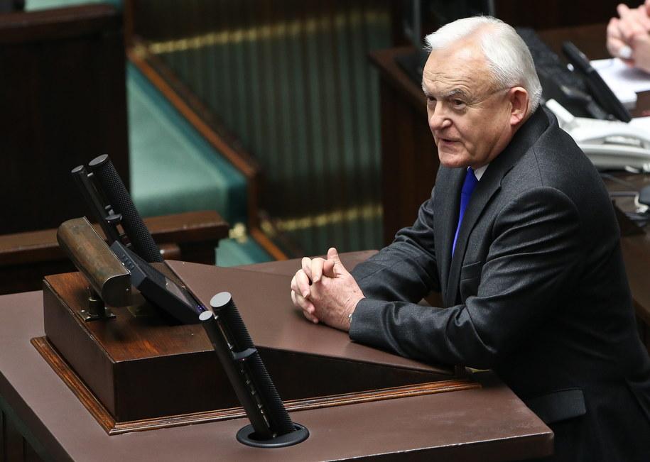 Leszek Miller /Rafał Guz /PAP