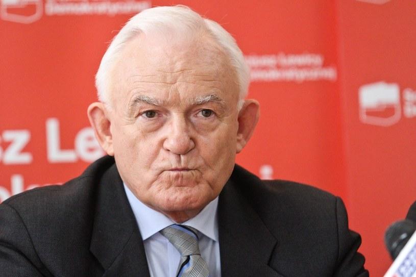 Leszek Miller /Przemysław Gętka /Reporter