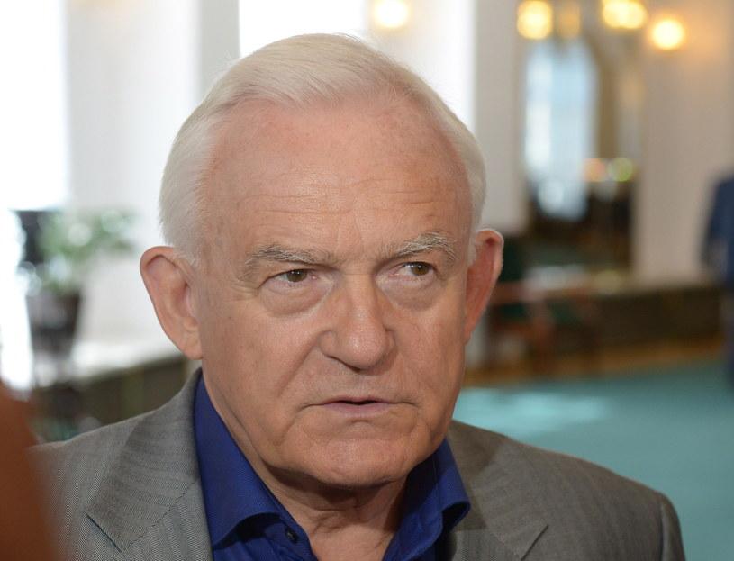 Leszek Miller /Radek Pietruszka /PAP
