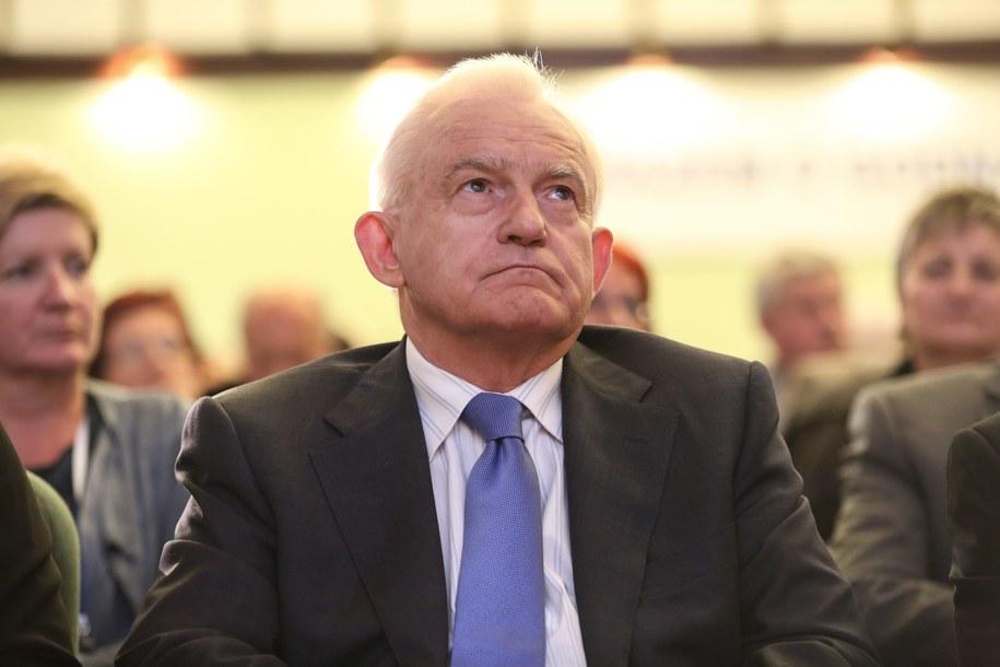Leszek Miller /PAP/Leszek Szymański /PAP