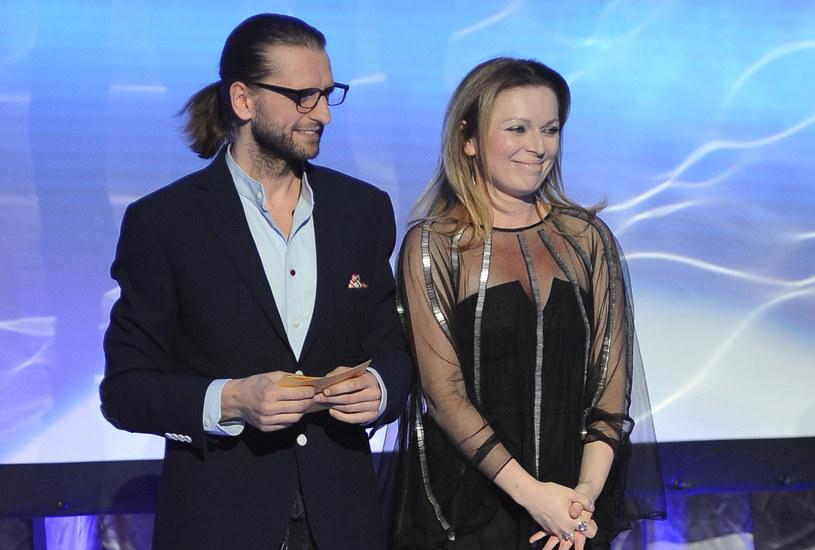 Leszek Możdżer i Anna Maria Jopek /Piotr Andrzejczak /MWMedia