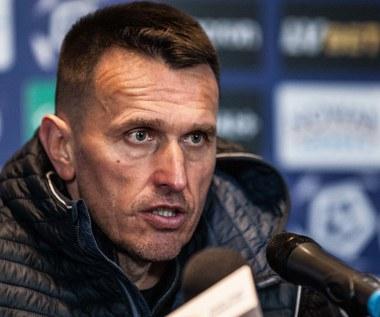 Leszek Ojrzyński dla Interii: Myślałem, że usłyszę ultimatum, a zostałem wykolejony