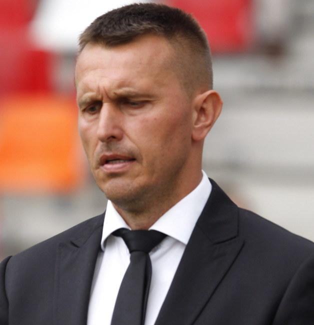 Leszek Ojrzyński /Andrzej Grygiel /PAP