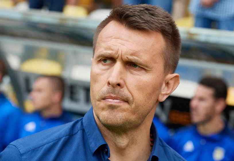 Leszek Ojrzyński /Adam Warżawa /PAP