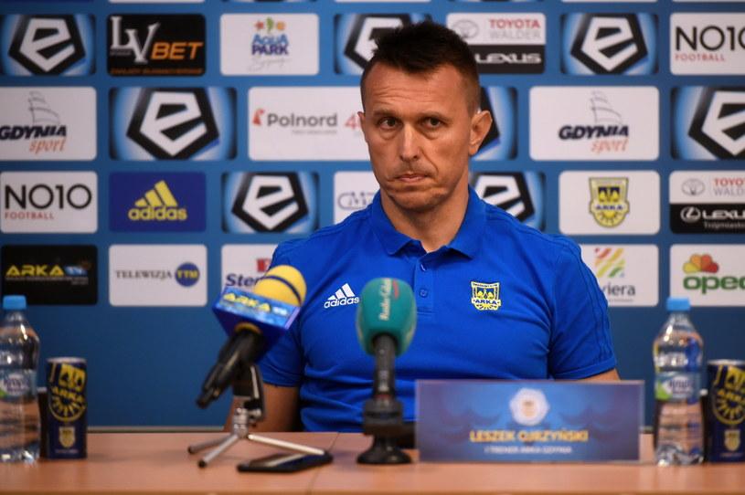 Leszek Ojrzyński /Jan Dzban /PAP