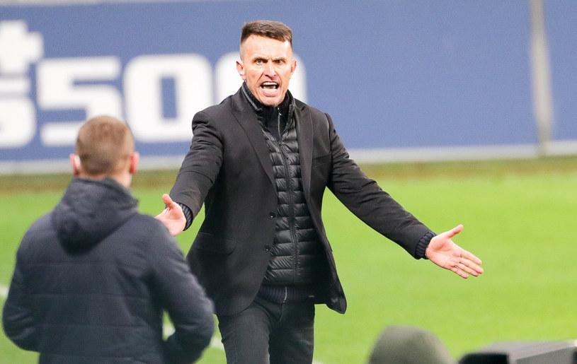 Leszek Ojrzyński /Fot. Beata Zawadzka /East News