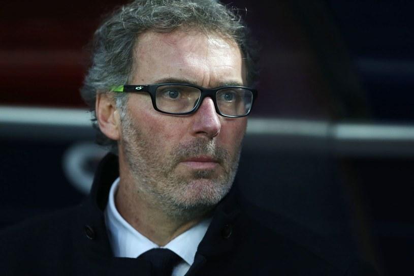 Leszek Orłowski twierdzi, że Laurent Blanc byłby idealnym trenerem dla Katalończyków /AFP