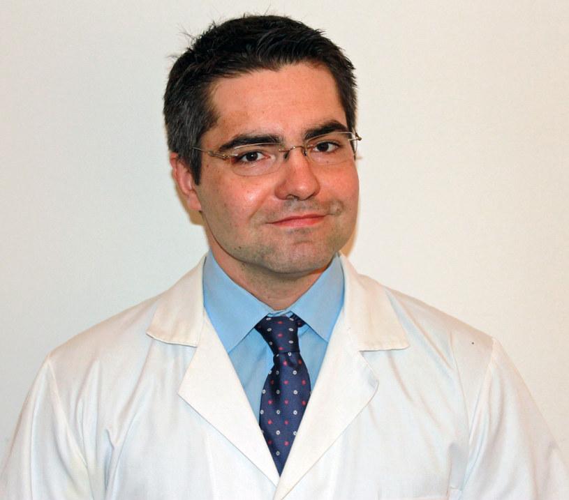Leszek Rudzki, psychiatra /