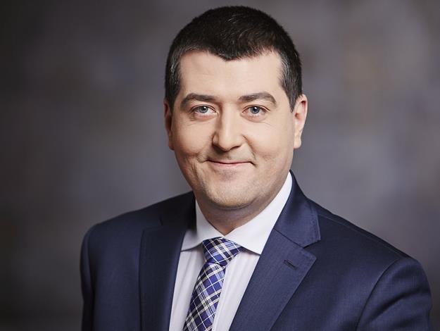 Leszek Skiba, wiceminister finansów /Informacja prasowa