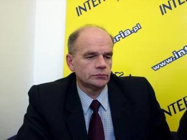 Leszek Szreder, komendant główny policji /INTERIA.PL