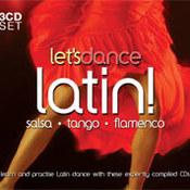 różni wykonawcy: -Let's Dance Latin!
