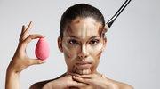 Letni brązujący makijaż