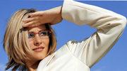 Letni makijaż - gdy nosisz okulary