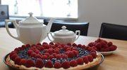 Letnia tarta z mascarpone i owocami