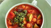 Letnia zupa cud