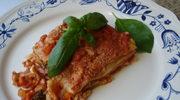 Letnie lasagne, z warzywami - na kolacje