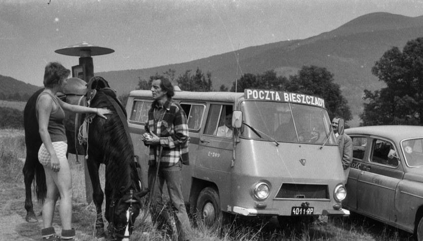 """Letnie opowieści z Połonin. Samotni wędrowcy i """"Stonka"""""""