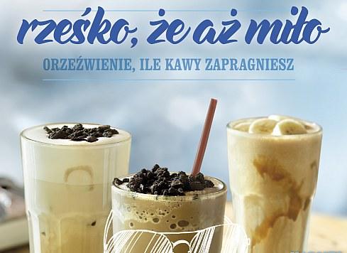 Letnie orzeźwienie w Costa Coffee! /materiały prasowe