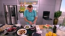 Letnie owoce w kuchni Sebastiana Olmy