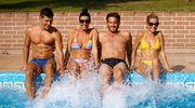 Letnie spalanie tłuszczu. Jak zgubić zbędne kilogramy?