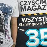 Level77 robi przecenę koszulek