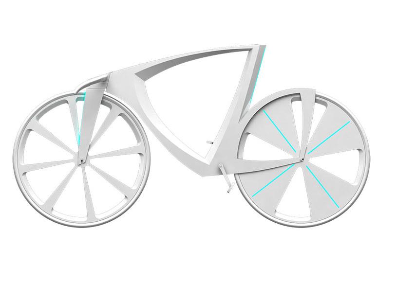 """""""Levitation"""" - tak wygląda przyszłość rowerów? /materiały prasowe"""