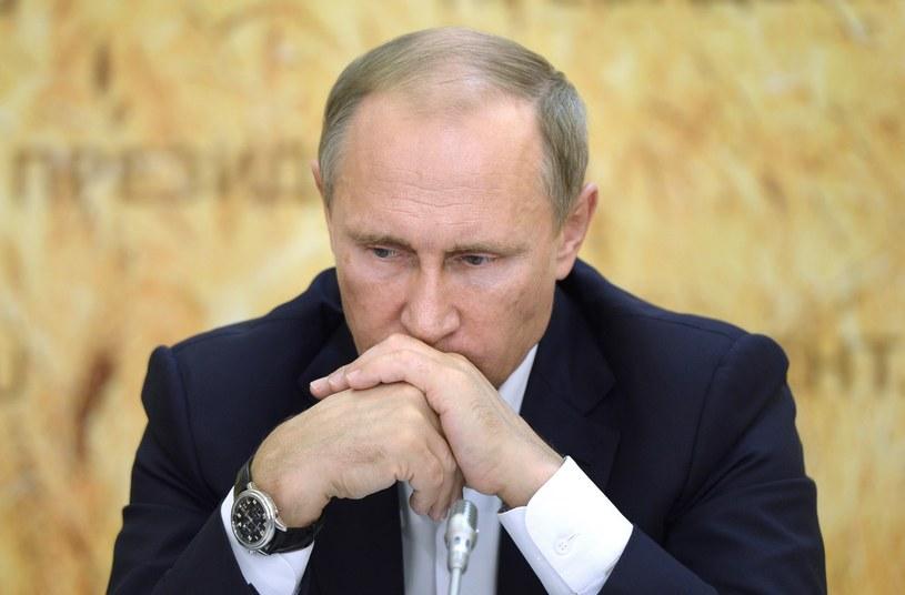 Lew Szlosberg krytykował decyzję rosyjskich władz i prezydenta Władimira Putina /AFP