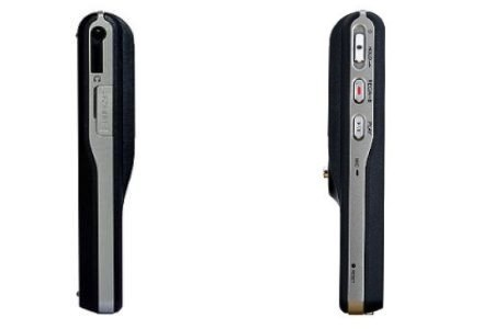 Lewa (wejście na słuchawki, USB Host) oraz prawa strona urządzenia (Hold i inne przyciski) /materiały prasowe
