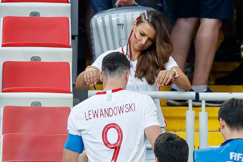 Lewandowscy, 2018 rok /TF-Images/Getty Images /Getty Images