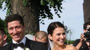 Lewandowscy szaleją na weselu