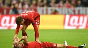 Lewandowski i Mueller nie strzelają goli. Ancelotti spokojny