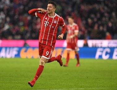 Lewandowski jest najlepszym zagranicznym strzelcem Bayernu