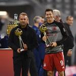 Lewandowski odebrał nagrodę dla Piłkarza Roku w Niemczech. Wymowny komentarz Polaka