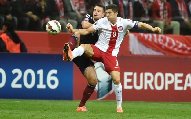 Lewandowski po meczu ze Szkocją: To cenny remis