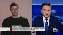 """Lewandowski w """"Gościu Wydarzeń"""": Był to jeden z najtrudniejszych karnych w mojej dotychczasowej karierze"""