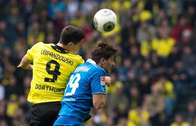 Lewandowski w jedenastce sezonu Bundesligi