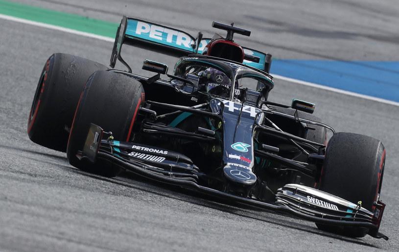 Lewis Hamilton wygrał GP Styrii /East News