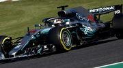 Lewis Hamilton wygrał wyścig o GP Japonii