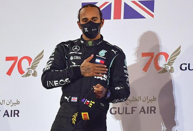 Lewis Hamilton zakażony koronawirusem /GIUSEPPE CACACE /PAP/EPA