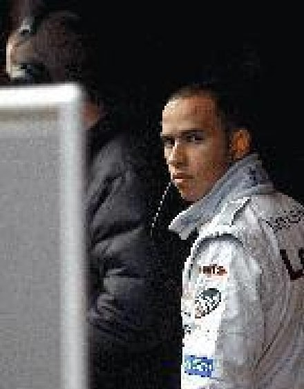 Lewis Hamilton. /AFP