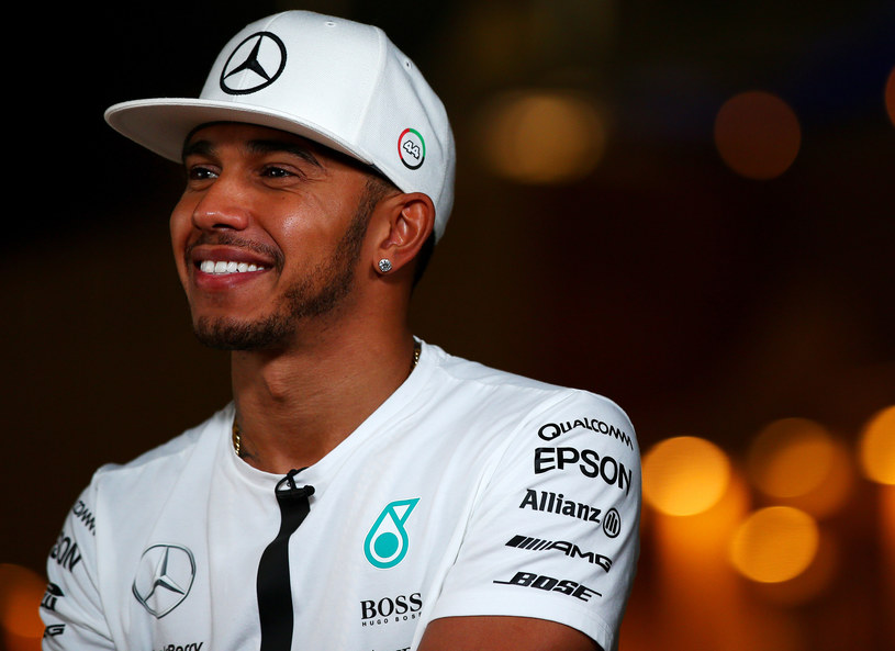 Lewis Hamilton /Getty Images