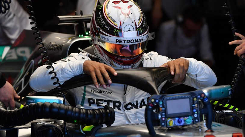 Lewis Hamilton /Getty Images