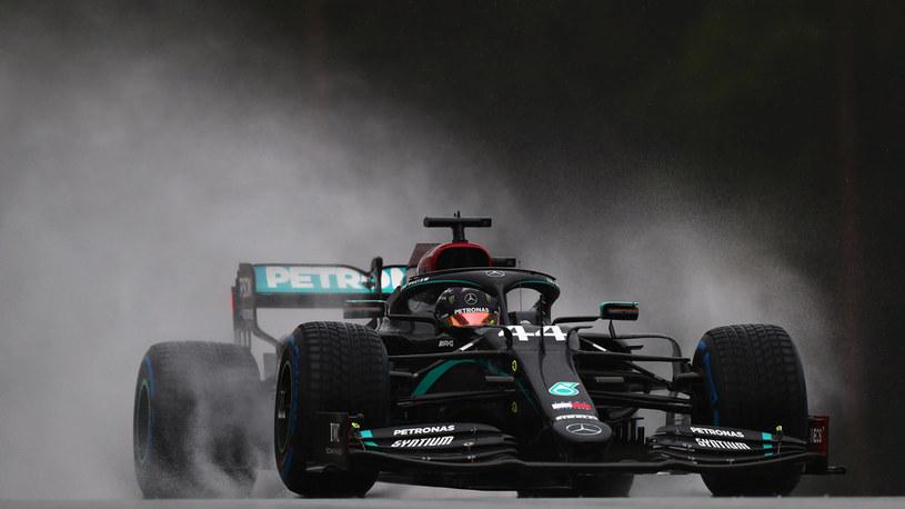 Lewis Hamilton /Dan Istitene /Getty Images